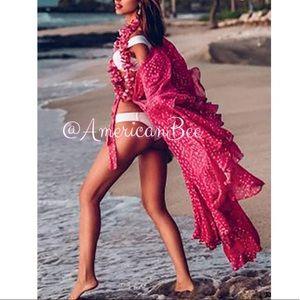 BOHO Kimono beach coverup NEW